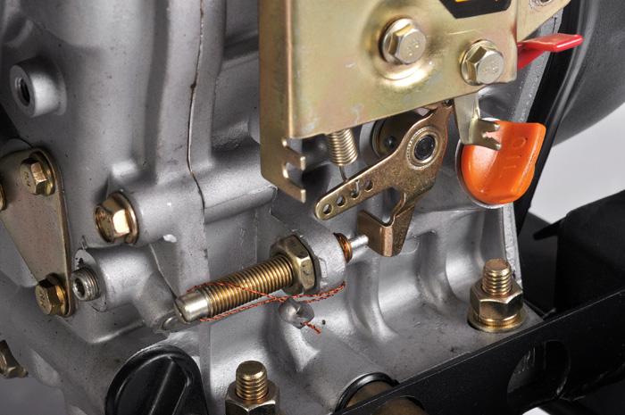 12v柴油机马达接线图