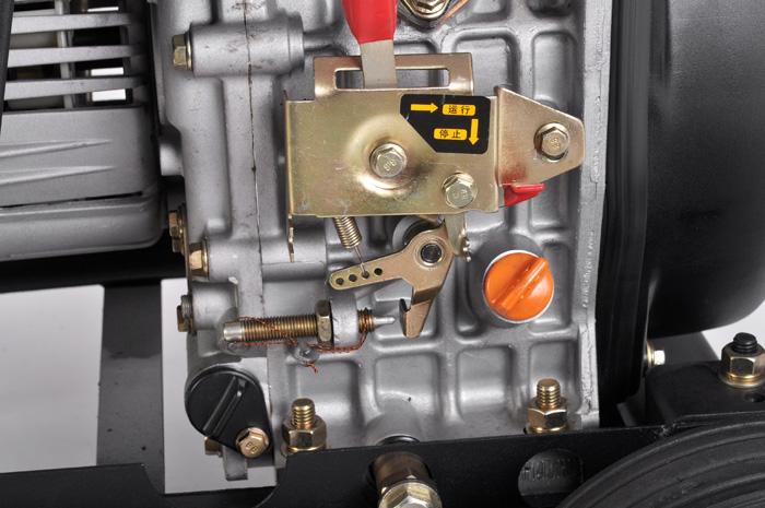 5kw单相柴油发电机